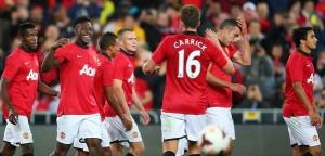 Man Utd Highlights 2013-2014