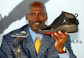 Michael Jordan Net Worth - Total Career