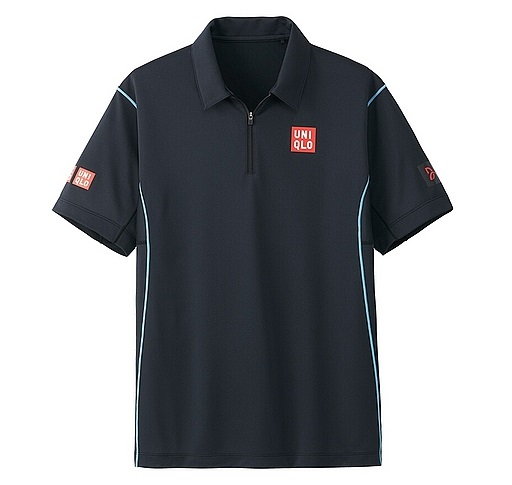 Novak Djokovic US Open Shirt official