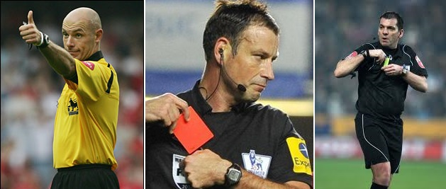 Average wage of EPL Referee