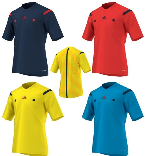 World Cup Kits of Referee's