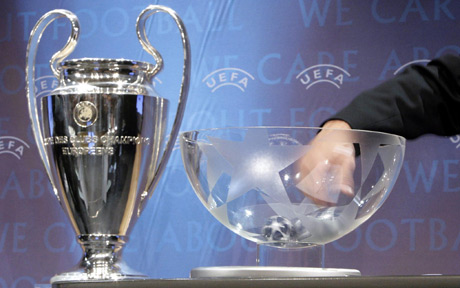 UEFA CHampions League Draw Live Stream