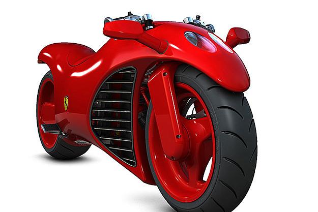 Ferrari Suberbike concept 2014