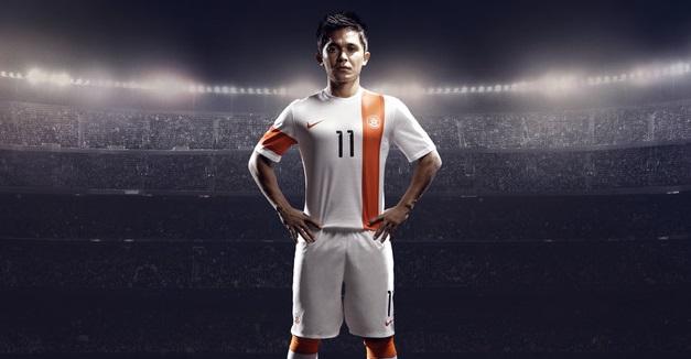 India nike kit 2013