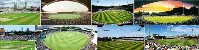 Greatest Cricket Grounds in the world