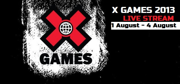 X games Los Angeles Live Stream