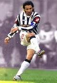 Alessandro Del Piero free kick