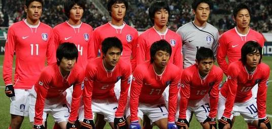 South Korea Team Squad FIFA World Cup