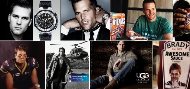Tom Brady Endorsement Deals