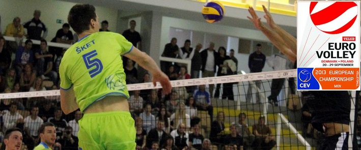 Euro Volleyball 2013 live streaming