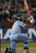 Yuvraj Singh Biggest hitters