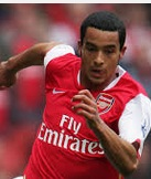 theo Walcott Fastest Player