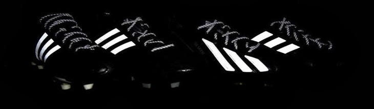 Adidas The Enlightend reflective boots