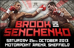 Free live stream of Brook vs Senchenko