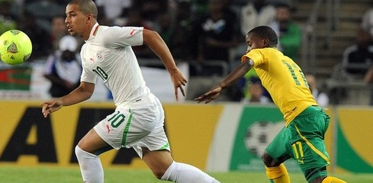 Burkina Faso vs Algeria 2nd Leg Live Stream