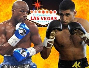 Mayweather vs Khan Tickets