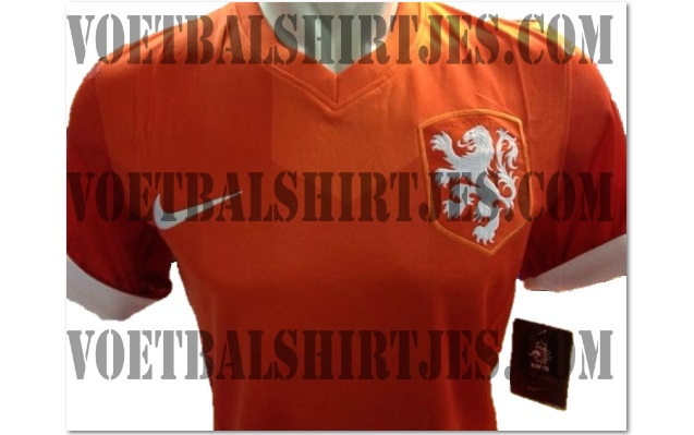 Holland home kit 2014 leaked