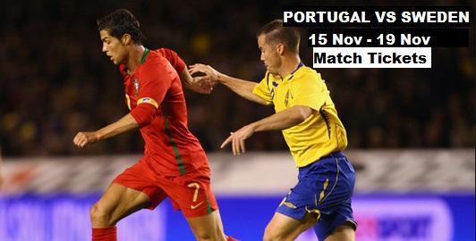 Sweden vs Portual Live Stream