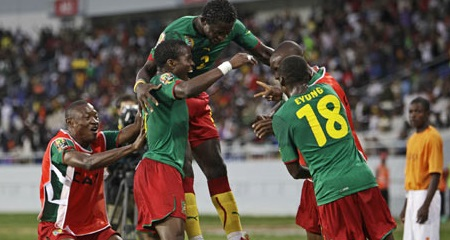 Tunisia vs Cameroon 2nd Leg Playoff