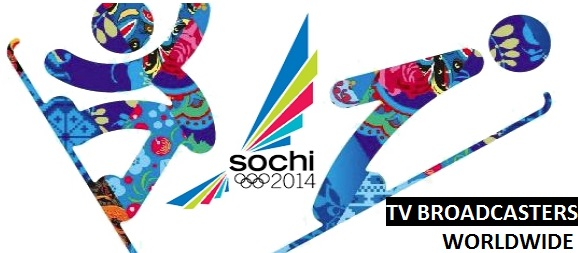 Winter Olympics 2014 TV Coverage