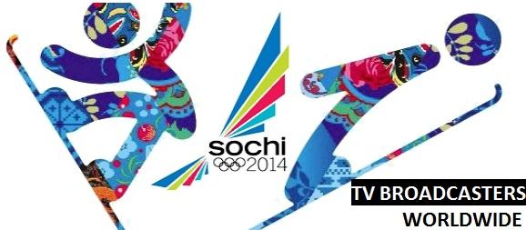 Winter Olympics 2014 TV Coverage