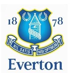 Everton crest 2002-2012