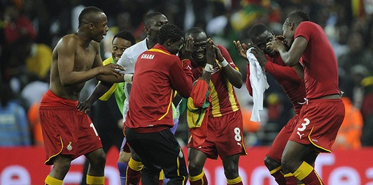 Ghana World Cup 2014 Live Stream