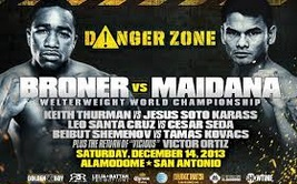 Broner vs Maidana Live Stream