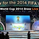World Cup 2014 Draw Live Stream
