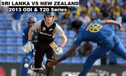 Sri Lanka vs New Zealand Live