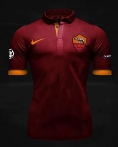 AS Roma 2015 Kits