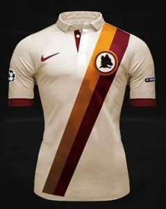 online store 8b58e 547b7 AS Roma 2014-15 Home Away Kits Released
