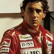 Ayrton Senna crash video