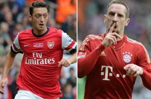 Arsenal vs Bayern Munich 2014 Tickets