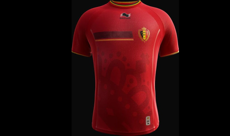 Belgium WOrld Cup Jerseys official