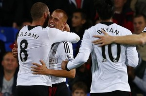 Fulham 2014 Match Highlights goals video