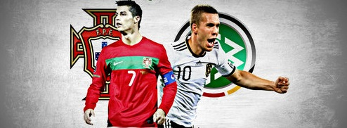 Portugal vs Germany 2014 World Cp Match Tickets