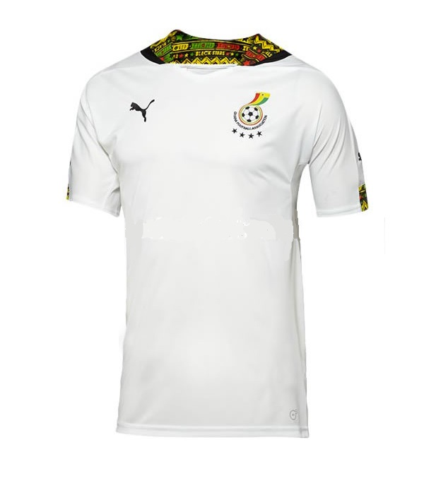 New Ghana Home Kit 2014 World Cup