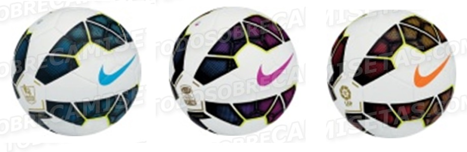 Official Match ball 2015 Nike ordem premier league