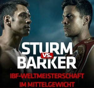 Darren Barker vs Felix Sturm Fight Live Stream