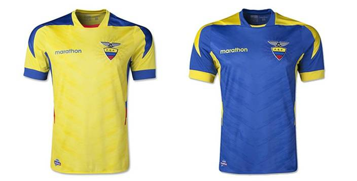 ecuador 2014 world cup kits