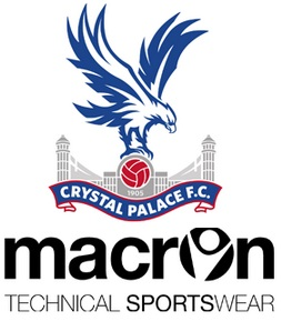 New Macron Crystal Palace 2014-15 kits