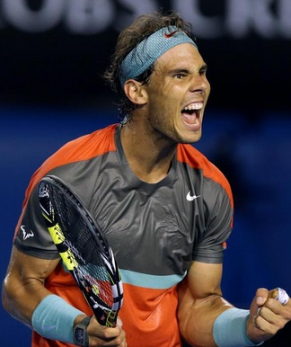 Rafael Nadal live stream 2014