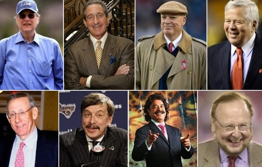 Richest NFL Owners american football