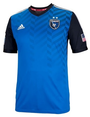 SAN JOSE EARTHQUAKES 2014 HOME KITs released 1