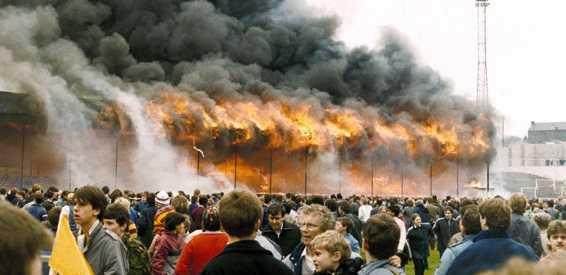 10 Worst Football Stadium Disasters In History - (Tragedies)