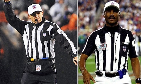 nfl referee salary nfl play 60