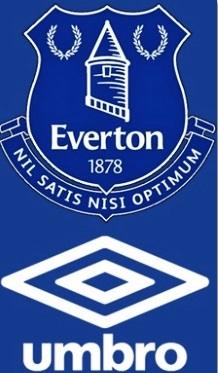 Everton Umbro kit deal worth 6 million a year