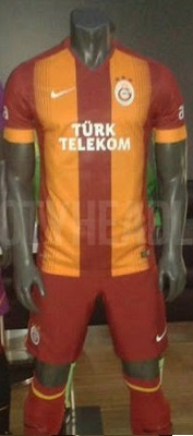 galatasaray home kit