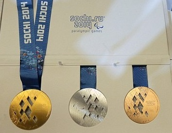 Value of Sochi Olympics 2014 gold medals